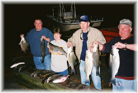 Clarks hill and thurmond lake fishing report for Clarks hill lake fishing report
